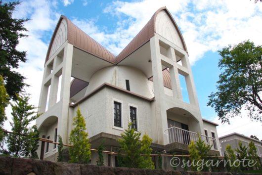 函館元町、函館聖ヨハネ教会、Hakodate Moto-Machi, Church