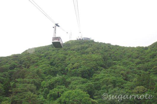 函館山ロープウェイ、Mt. Hakodate Ropeway