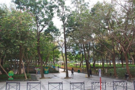 香港島, Hong Kong Island, Park, 公園