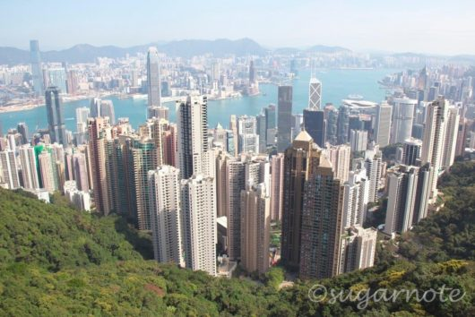 香港, ビクトリアピーク展望台, Hong Kong, Victoria Peak