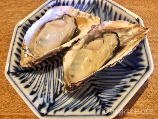 宮島, 山代屋, Miyajima, Yamashiro-Ya, 焼き牡蠣, Grilled Oyster