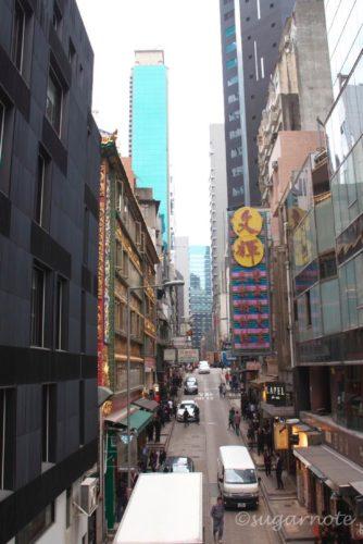 香港ミッドレベル・エスカレーター, Hog Kong Mid-Level Escalator