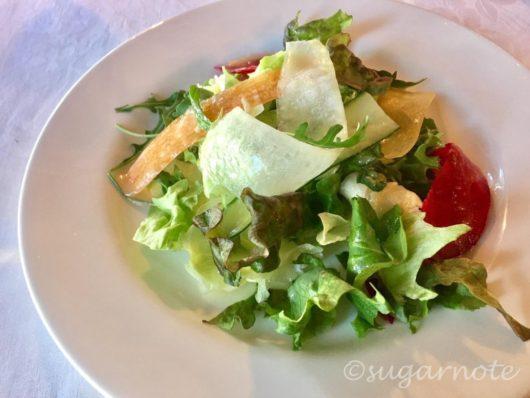 リストランテ・マリオ, Risutorantemario, 彩り野菜のサラダ, Salad