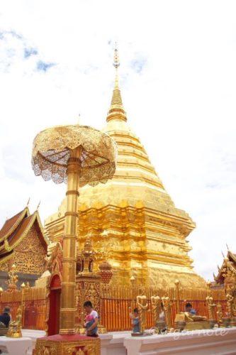 ト・プラ・タート・ドイ・ステープ, Wat Phra That Doi Suthep