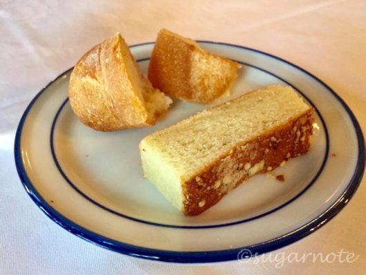 リストランテ・マリオ, Risutorantemario, 自家製フォカッチャパン, Homemade bread