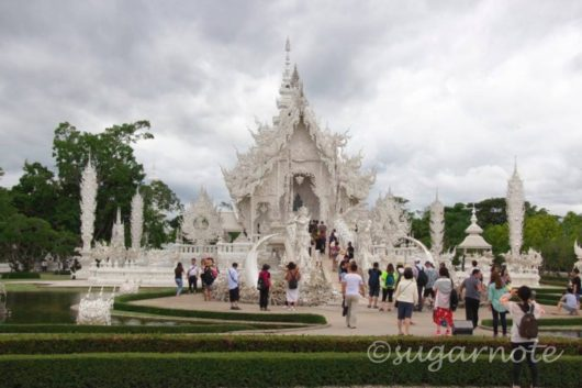 ワット・ロンクン, Wat Rong Khun