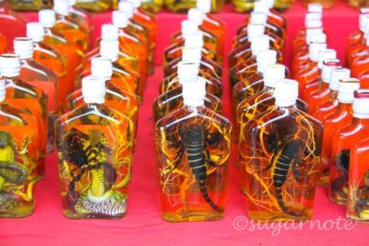 Scorpion Whiskey, サソリウィスキー