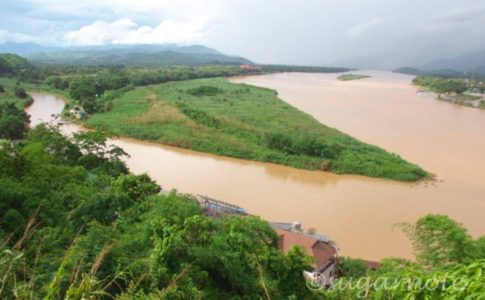 The Golden Triangle, Thailand, 黄金三角地帯