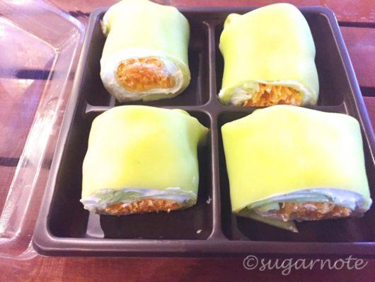 Laymen Restaurant, Crepe Foi Thong, クレープ・フォイ・トング
