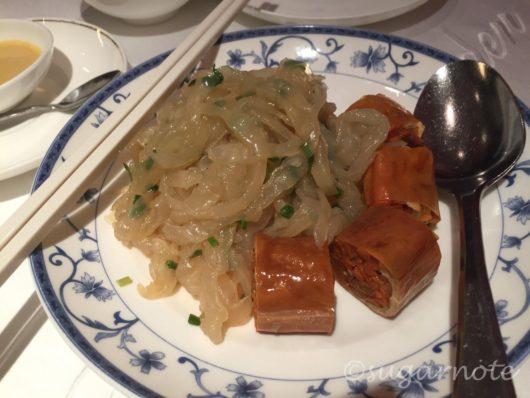 北京楼, ペキンガーデン, Peking Garden, 前菜盛り合わせ