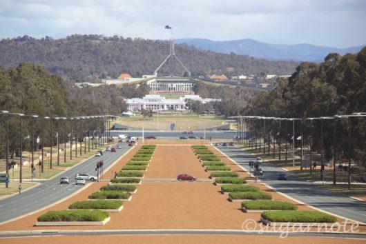 オーストラリア国会議事堂, Australian Parliament House