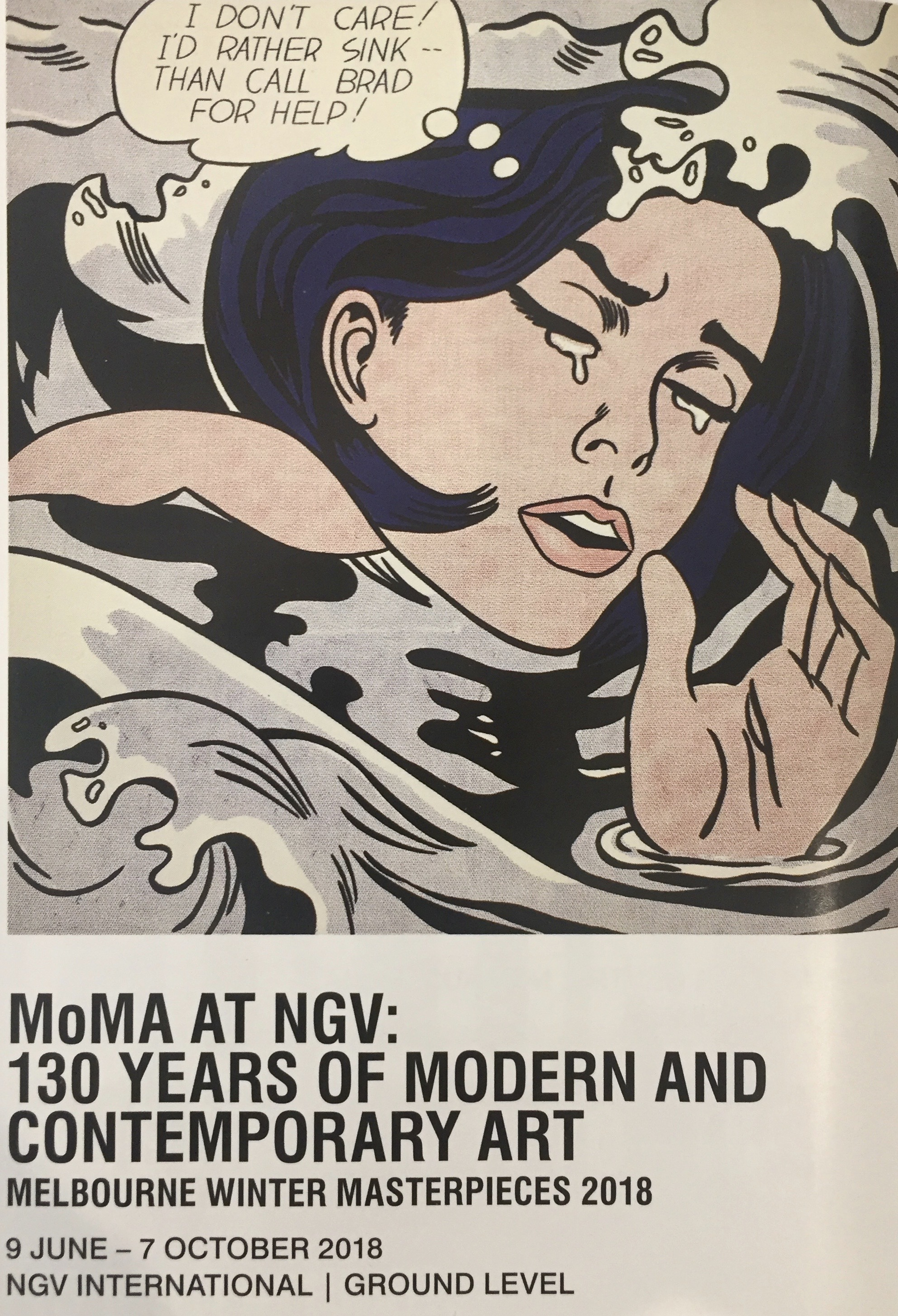 MoMA at NGV
